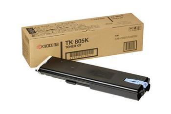 Toner Kyocera TK805K, black, 25000str., Kyocera Mita KM-C850