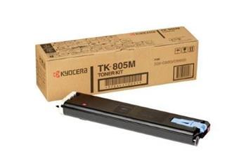 Toner Kyocera TK805M, magenta, 10000str., Kyocera Mita KM-C850