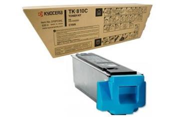 Toner Kyocera TK810C, cyan, 20000str., Kyocera Mita FS-C8026N