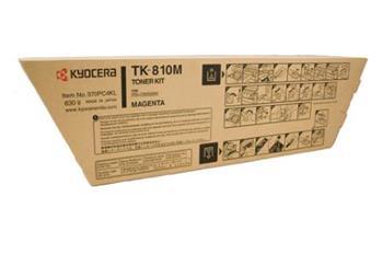 Toner Kyocera TK810M, magenta, 20000str., Kyocera Mita FS-C8026N
