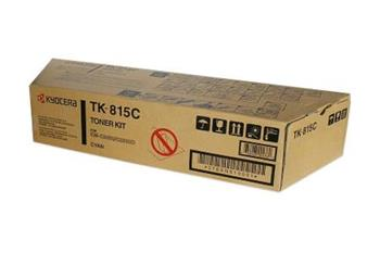 Toner Kyocera TK815C, cyan, 20000str., Kyocera Mita KM-C2630PN