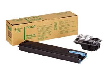 Toner Kyocera TK-82C, cyan, 10000str., Kyocera Mita FS-8000