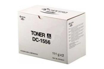 Toner Kyocera 37075010, black, 13000str., Kyocera Mita DC-1556, 2x111g