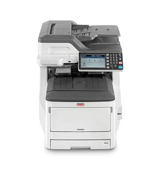 OKI MC853dn - Multifunkční barevná laserová tiskárna