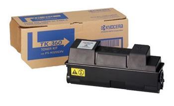 Toner Kyocera TK360, black, 20000str., Kyocera Mita FS-4020DN