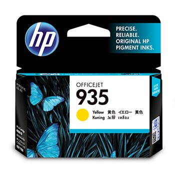 HP Ink Cart, C2P22AE, No.935, žlutá (Yellow) pro OJ Pro 6830, 400str.