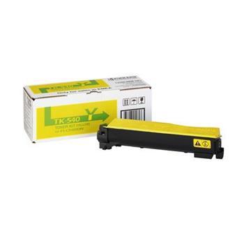 Toner Kyocera TK540Y, yellow, Kyocera Mita FS-C 5100DN