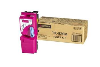 Toner Kyocera TK820M, magenta, Kyocera Mita FS-C 8100DN