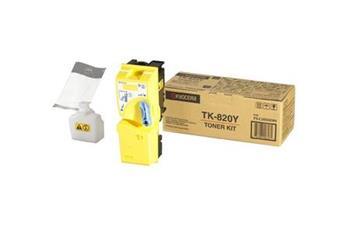 Kyocera Mita TK-820Y - originální žlutý toner, Kyocera Mita FS-C 8100DN
