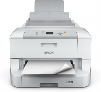 Epson WorkForce WF-8010DW - Barevná inkoustová multifunkční tiskárna A3+ 24/34ppm, rozlišení 4800 x 1200
