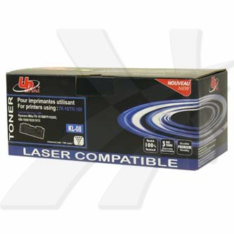 UPrint kompatibilní toner s TK18, black, 7200str., KL-08, pro Kyocera Mita FS-1018MFP, 1118MFP, 1020D
