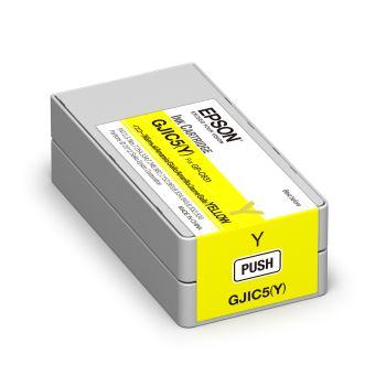 Epson S020566 - originální žlutá inkoustová náplň