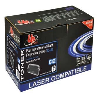 UPrint kompatibilní toner s TK360, black, 20000str., UP-K.360, pro Kyocera Mita FS-4020DN