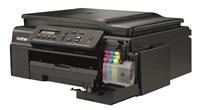 BROTHER multifunkce inkoustová DCP-T700W - A4, 27ppm, 64MB, 6000x1200, USB, WIFI, 100listů, ADF 20, INK TANK SYSTEM