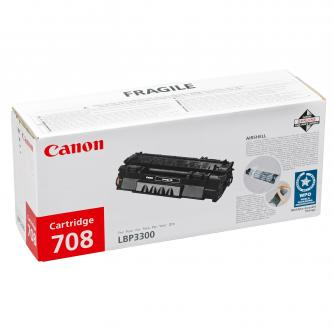 Toner Canon CRG-708H originální, černý (black)
