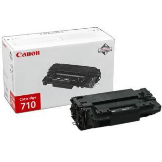 Toner Canon CRG-710 originální, černý (black)