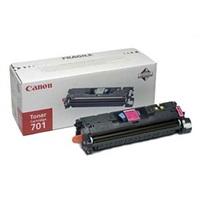 Toner Canon EP-701LM originální, purpurový (magenta)