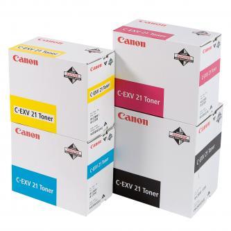 Toner Canon CEXV21 (0452B002) originální, černý (black), pro Canon iR-C2880, 3380, 3880, 575g, 26000str.
