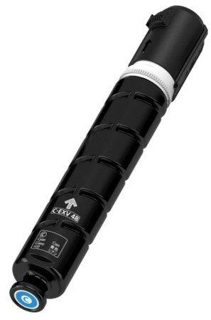 Toner Canon CEXV48 (9107B002) originální, azurový (cyan), 11500str.