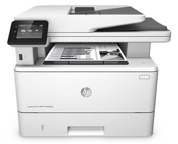 HP F6W15A#B19 - Laserová černobílá tiskárna HP LaserJet Pro MFP M426fdw, multifunkční