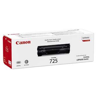 Toner Canon CRG-725 (CRG725) originální, černý (black)