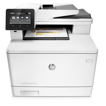 HP CF378A#B19 - Laserová barevná tiskárna HP Color LaserJet Pro MFP M477fdn, multifunkce
