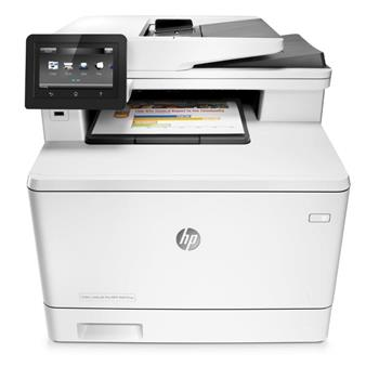 HP CF377A#B19 - laserová barevná multifukční tiskárna