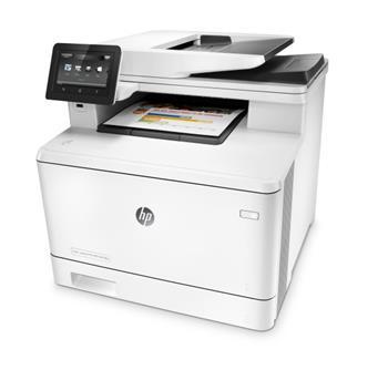 HP CF379A#B19 - Color LaserJet Pro MFP M477fdw (A4, 27/27ppm, USB 2.0, Ethernet, Wi-Fi Print/Scan/Copy/Fax, Duplex)