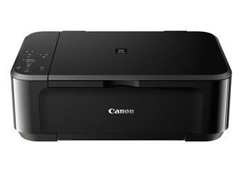 Canon Pixma MG3650 (černá) - barevná inkoustová multifunkční tiskárna s připojením přes Wi