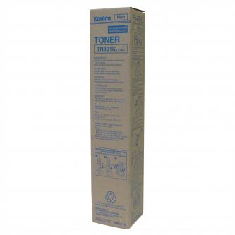 Konica Minolta TN-301K - originální toner 017Q, black, 29000str., Konica Minolta U-BIX 7022, 7130, 7222, 7228