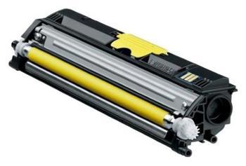 Konica Minolta A00W131 - originální žlutý toner pro MC 2400/2430/2450/2480MF/2490MF/2500/2530/2550 (1,5k)