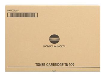 Konica Minolta TN-109 - originální toner, 9961000251, black, pro bizhub 130f