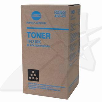 Konica Minolta TN-310K - originální toner 4053403, black, 11500str., Konica Minolta Bizhub C350/C351/C450