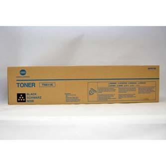 Konica Minolta TN-611K - originální toner A070150, black, 45000str., Konica Minolta Bizhub C550