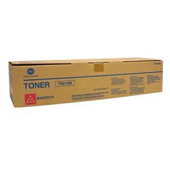 Konica Minolta A0D7352 - originální toner TN-213M, magenta, 19000str., Bizhub C203/C253