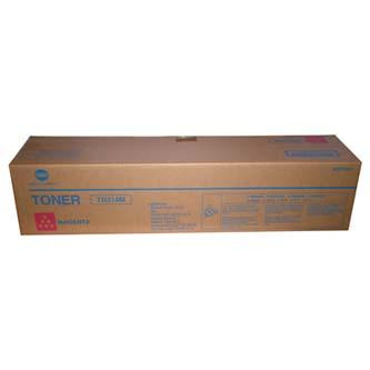 Konica Minolta A0D7351 - originální toner TN-314M, magenta, 20000str., Bizhub C353