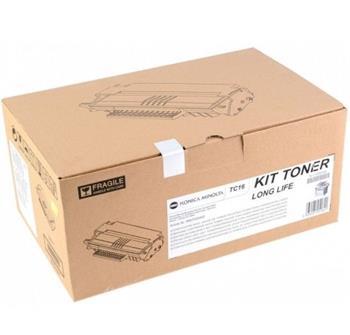Konica Minolta TC-16 - originální toner 9967000465, black, 4000str., Konica Minolta 1600f, 1200g