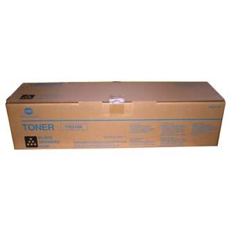 Konica Minolta A0D7151 - originální toner TN-314K, black, 26000str., Bizhub C353