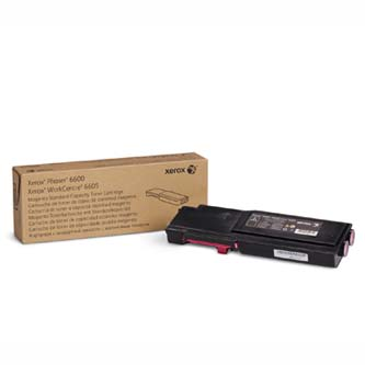 Toner Xerox 106R02250, magenta, 2000str., Xerox Phaser 6600, Workcentre 6605