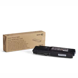 Toner Xerox 106R02236, black, 8000str., Xerox Phaser 6600, Workcentre 6605