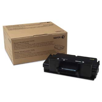 Toner Xerox 106R02310, black, 5000str., Xerox Workcentre 3315, 3325