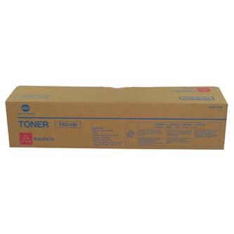 Konica Minolta A0D7354 - originální toner TN-214M, magenta, 18500str., Bizhub C200