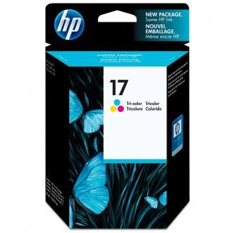 HP C6625AE - originální barevný inkoust, 15 ml - expirovaný