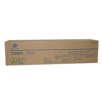 Toner Minolta A0TM250, yellow, 30000str., TN613Y, Konica Minolta Bizhub C552