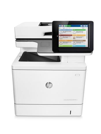 HP B5L46A#B19 - LaserJet Enterprise M577dn B5L46A (A4, 38 ppm, USB 2.0, Ethernet, Print/Scan/Copy, Duplex)