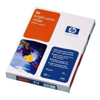 HP C5975B - Bright White Inkjet Paper, zářivě bílý, bílý, A4, 90 g/m2, 250 ks