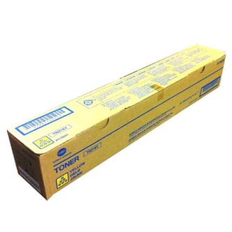 Toner Minolta TN216Y, yellow, 26000str., A11G251, Konica Minolta Bizhub C220