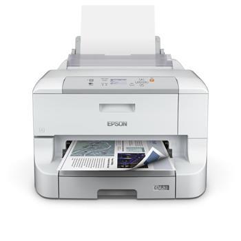 Epson WorkForce Pro WF-8090DW - Barevná inkoustová tiskárna, USB, WiFi, LAN, oddělené náplně