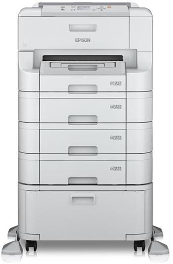 Epson WorkForce WF-8090D3TWC - Inkoustová barevná tiskárna, A3+, oddělené náplně, USB, WiFi