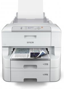 Epson WorkForce WF-8090DTW - Barevná inkoustová tiskárna, USB, WiFi, oddělené náplně, A3+